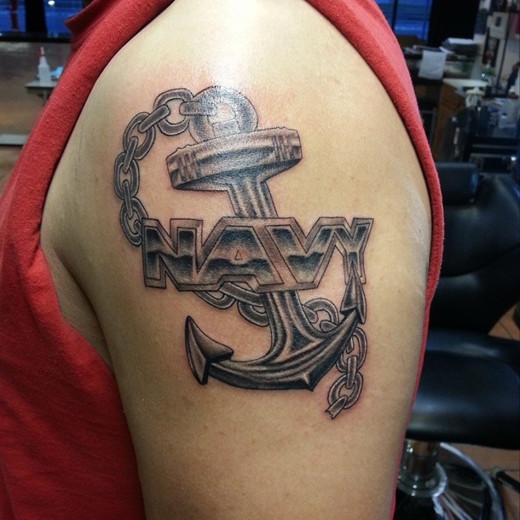 33 anchor tattoo designs ideas design trends premium