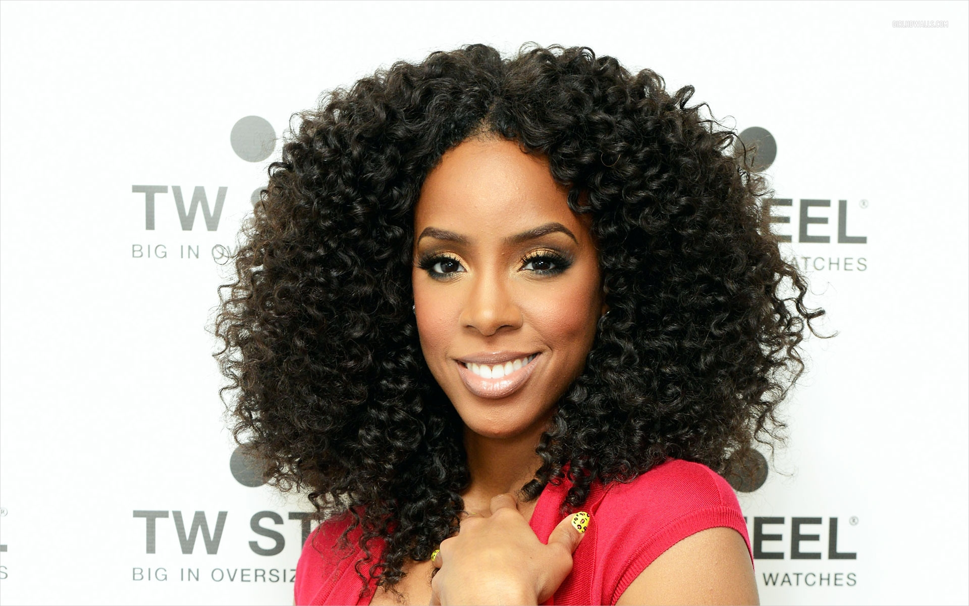 Kelly Rowland Crochet Braid Bob Cut