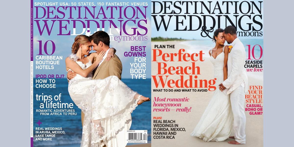 wedding destination magazine