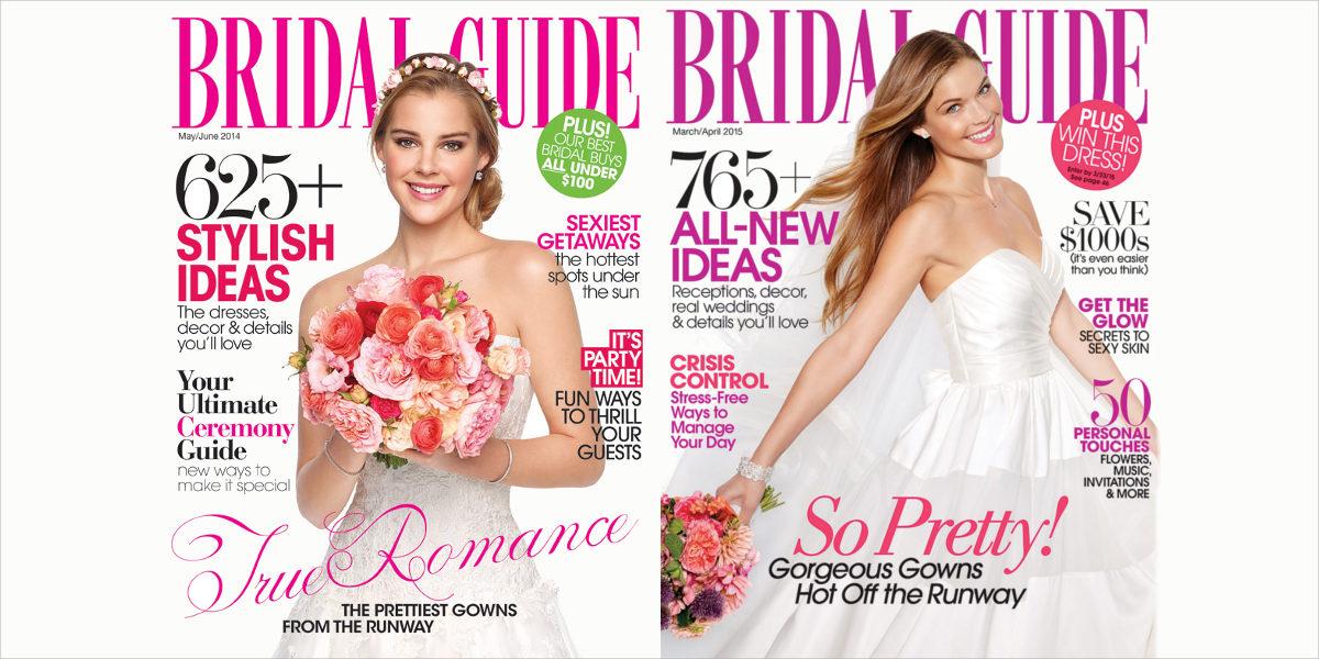brides guide magazine