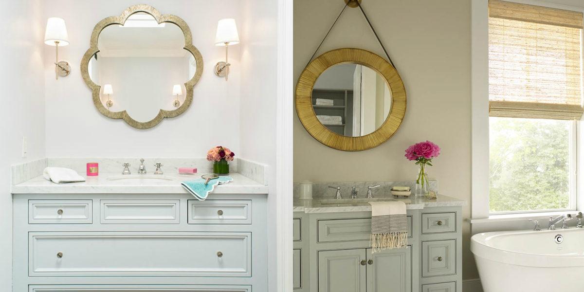 coastal style vanity