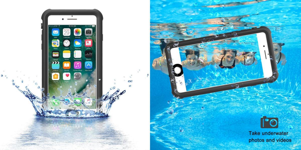 sparin iphone 7 waterproof case