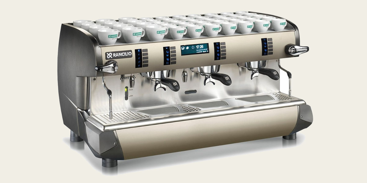 the rancilio classe 10