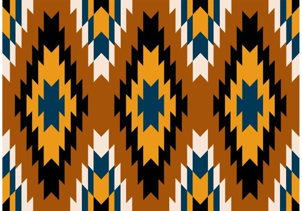 aztec tribal pattern1