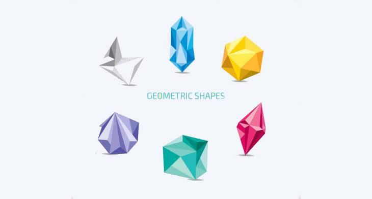 18 Geometric Shapes