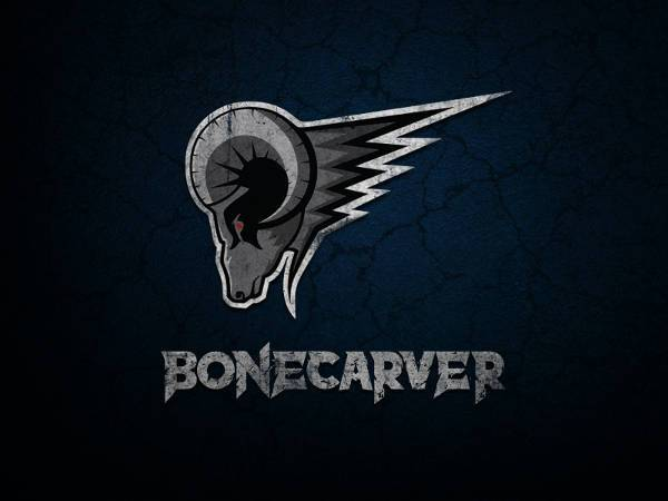 Bonecarver Rockband Logo