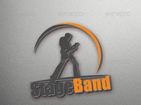 Prosfessional Satge Band Logo