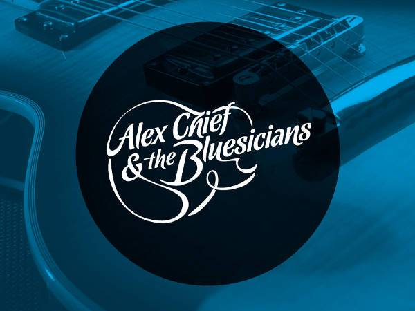 Modern Blues Band Logo