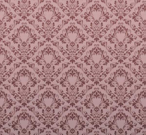 vinatge seamless floral pattern