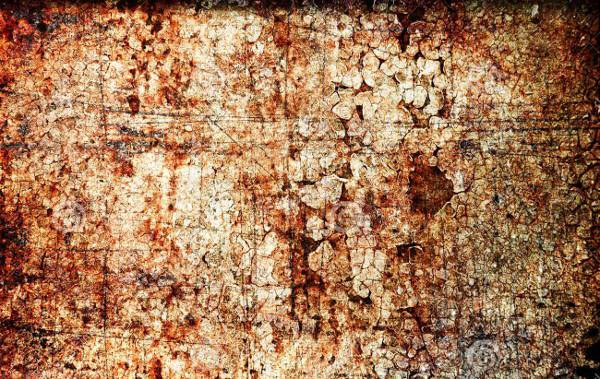 abstract grunge rust texture