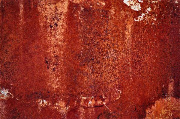 free red rust texture