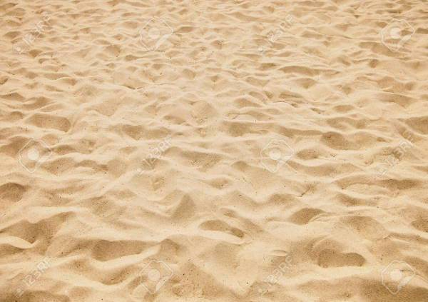simple beach sand texture