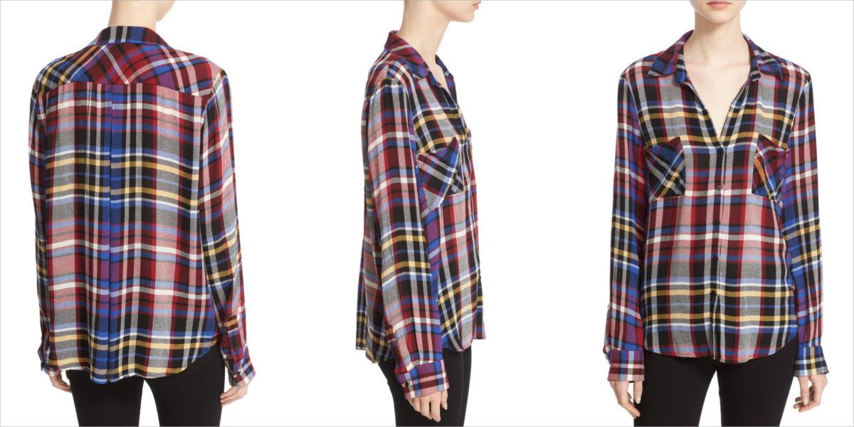 lagence-plaid-flannel-shirt