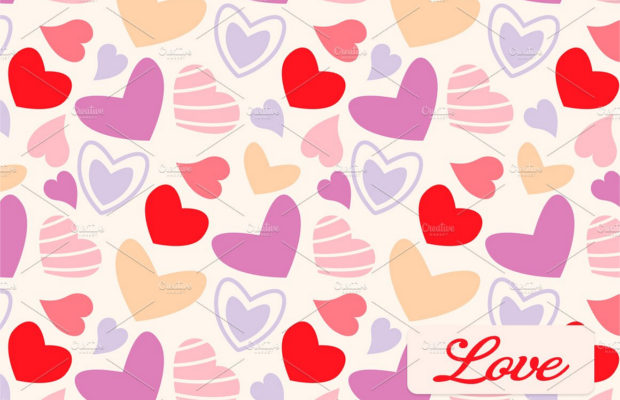 heart-seamless-pattern-design
