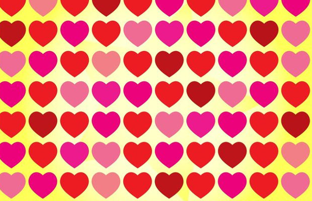colorful-heart-pattern