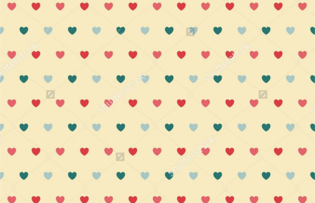 abstract-heart-pattern