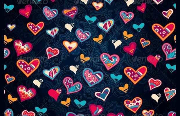 seamless-heart-pattern