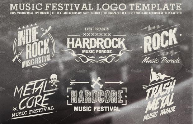 music-festival-logo