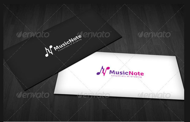 music-note-logo