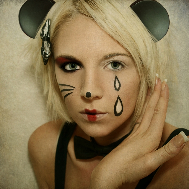 mickey mouse makeup for women