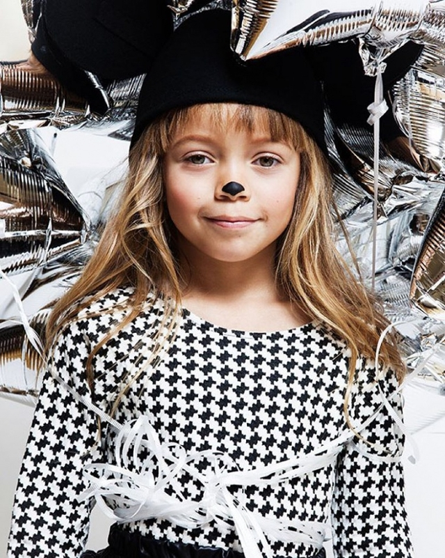 Kids Mickey Mouse Makeup