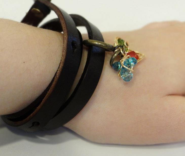 Zelda Spiritual Stone Bracelet