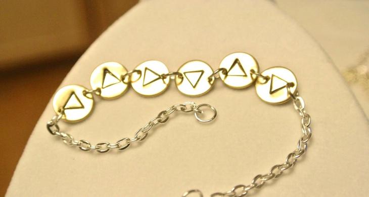 Zelda Song Bracelet