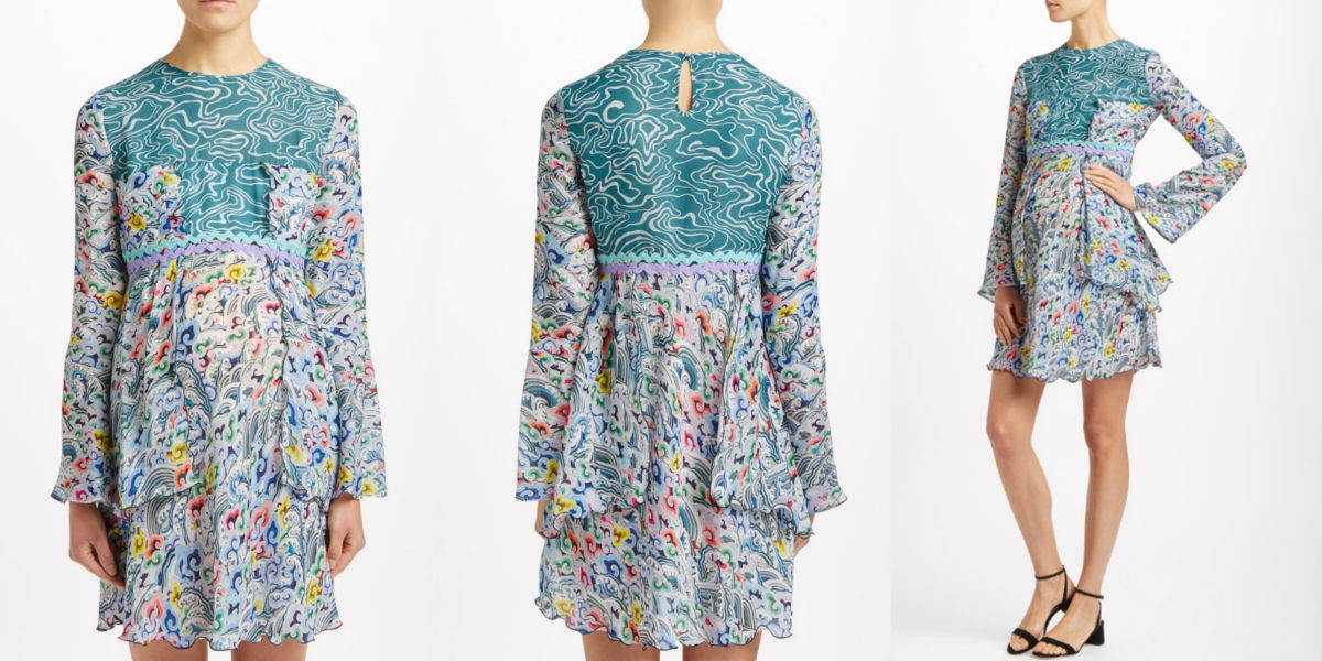 mary-katrantzou-silica-pagoda-sleeve-dress