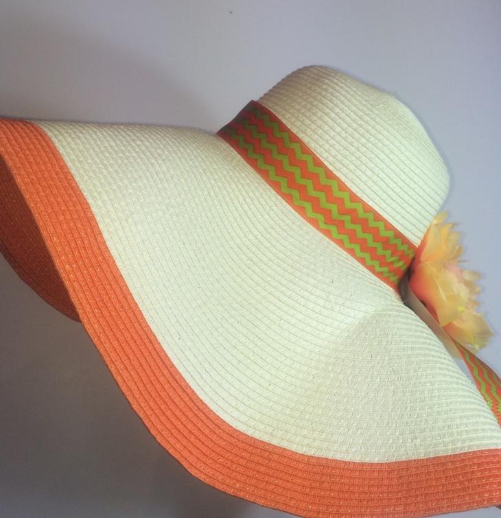 Preppy Floppy Hat