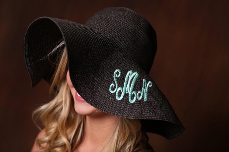 Preppy Beach Hat Design