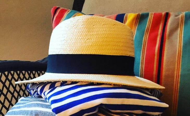 preppy style hat design