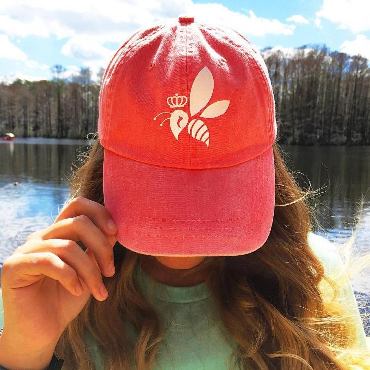 Cute Preppy Hat for Women