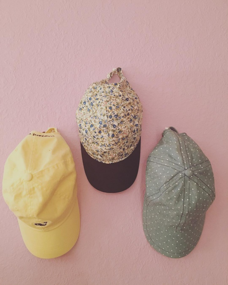 trendy preppy hats idea