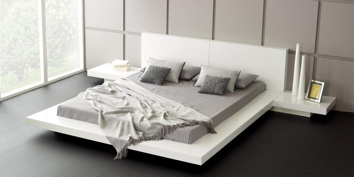 minimalist-floating-platform-bed