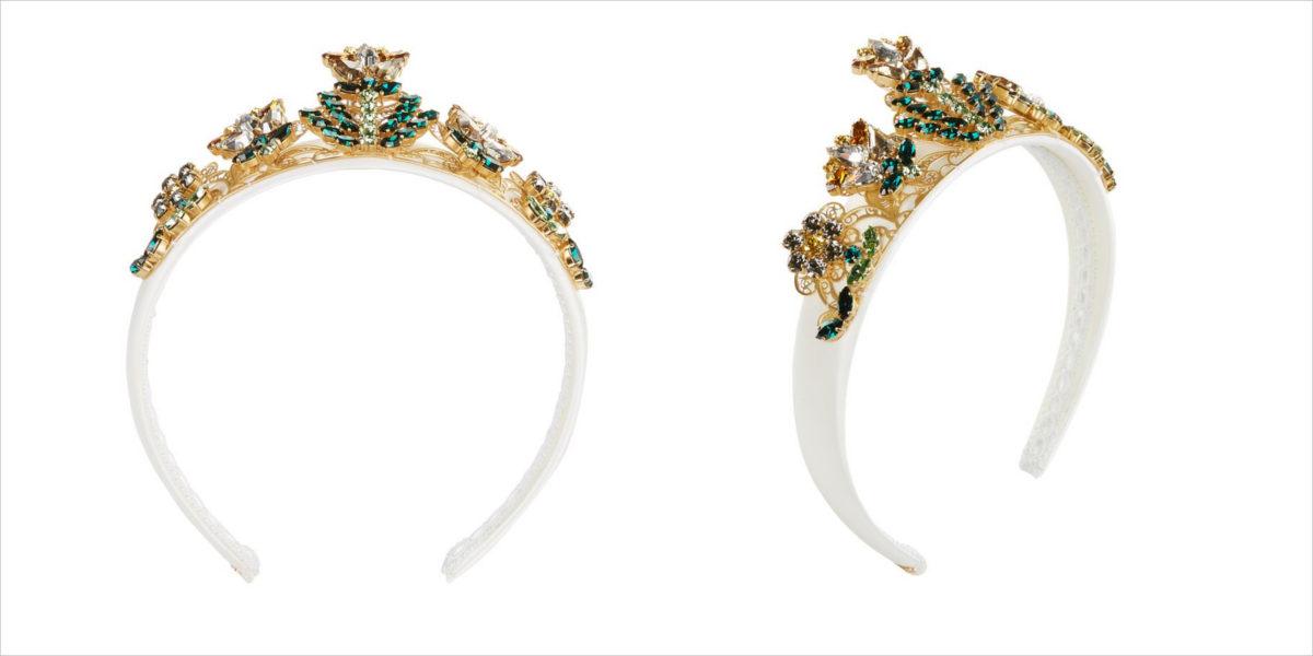 dolce-gabbana-embellished-tiara-hairband