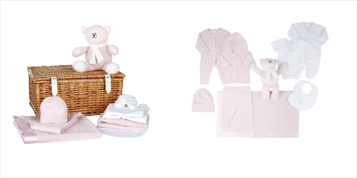 grand baby girl luxury hamper
