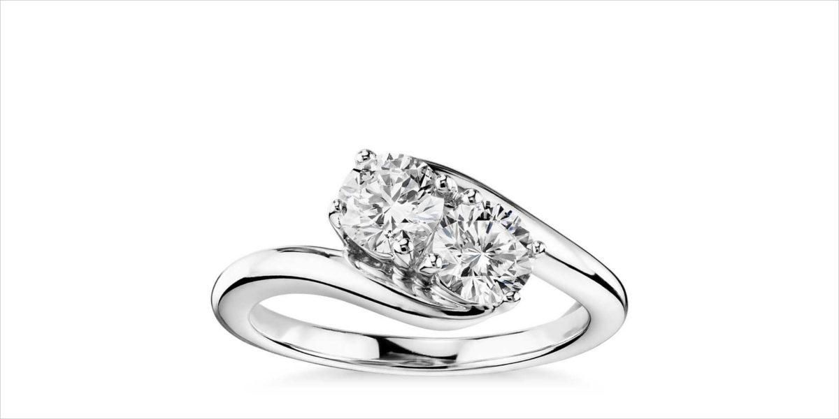 diamond-two-stone-14k-white-gold-promise-ring