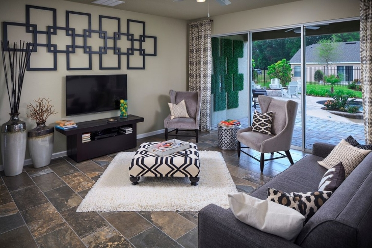 gray living scrabble room