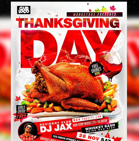 Thanksgiving Day Konnekts