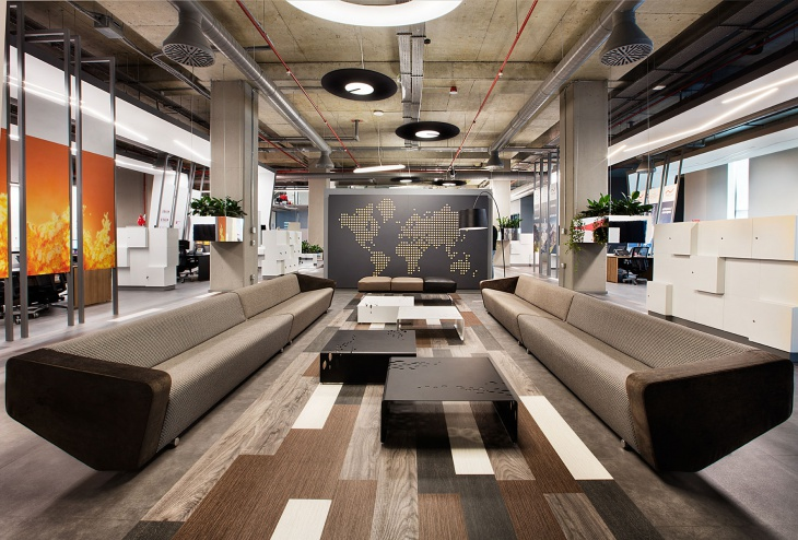 Commercial Office Design Trends - Office Designs