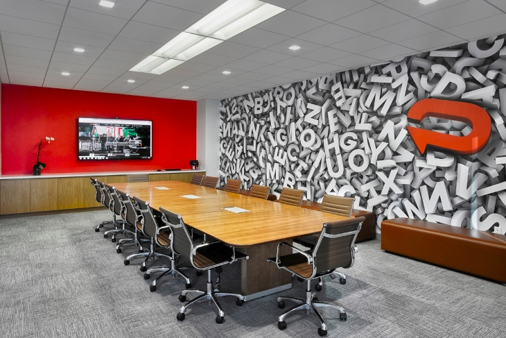 Commercial Meeting Room Design