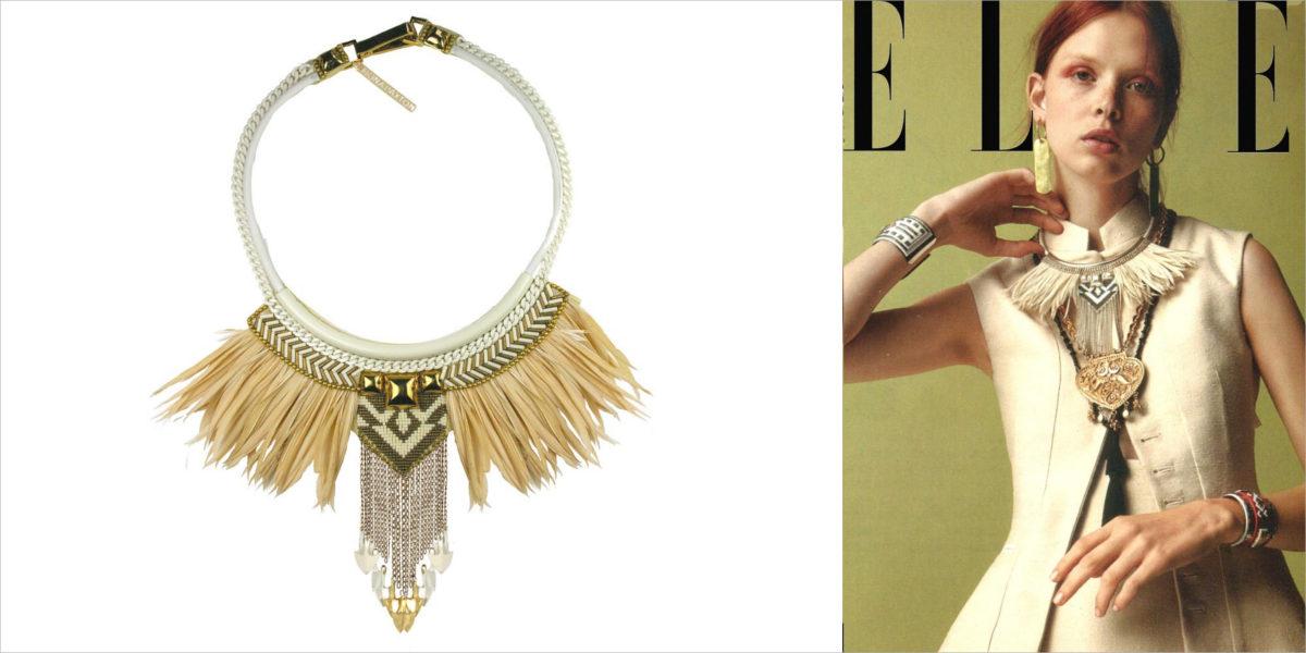 fiona paxton astrid bronze collar