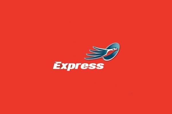 express bird sport logo