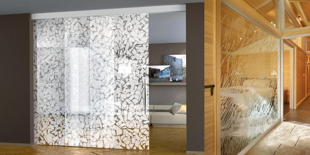 sliding patterned glass door1