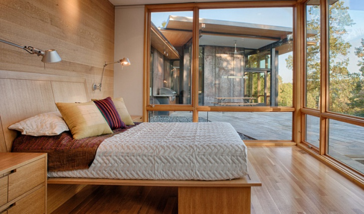 modern wooden bed design - Wooden Bed Designs Pictures Interior Design