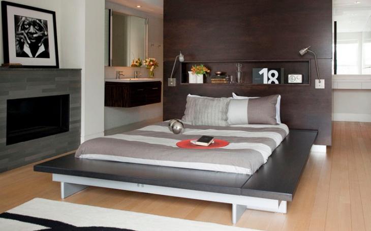 Modern Platform Bed Design