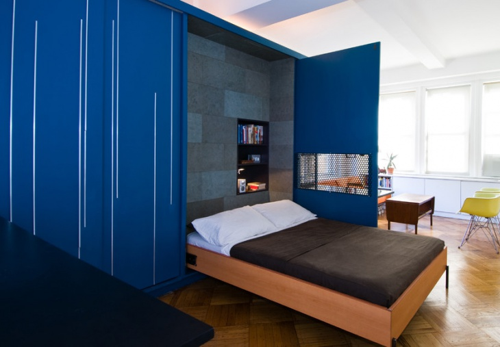 Murphy Wall Bed Design