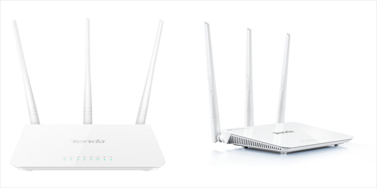 tenda f3 n300 wireless router