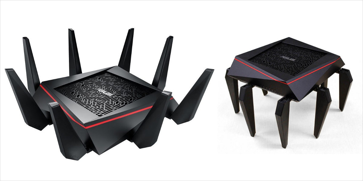asus rt ac5300 wireless ac5300 tri band gigabit router