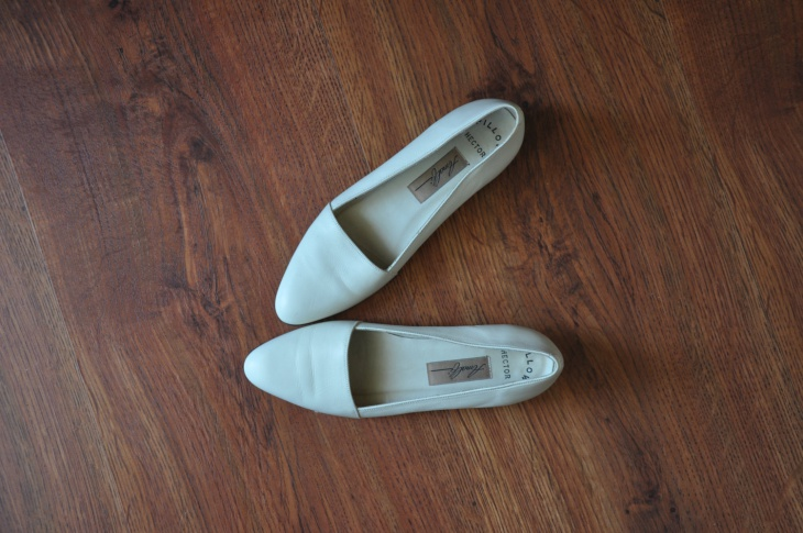 Hidden Wedge Flat shoes